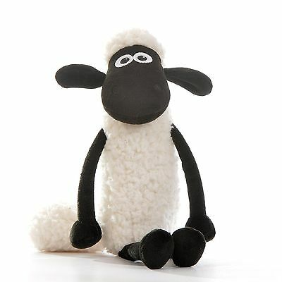 Wallace & Gromit Shaun The Sheep Cozy Plush Cuddly Toy Figure 35 cm OR 45 cm New
