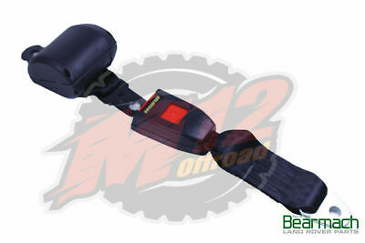 Securon 2 Point Centre Lap Seat Belt - Defender / Series Discovery - BA 187A