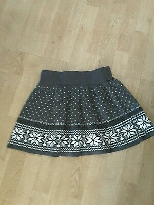 New Look YD Christmas Skirt Age 11-12 Years