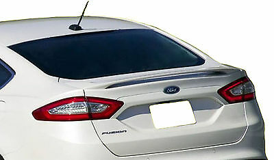 Painted Ford Fusion Sedan Factory Style Spoiler 2013-2018