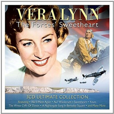 Vera Lynn - Forces Sweetheart Ultimate Collection [New CD] UK - Import