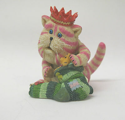 Robert Harrop Bagpuss Saggy Old Wool Stocking. Limited Edition.  New In Box!