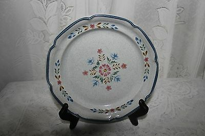 The American Patchwork Collection International Salad Plate HERITAGE