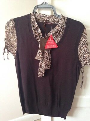 Ladies Blouse and Jumper Combo Size 14 BNWT