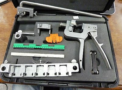 Western Electric 945A1 Telecom Copper Splicing Kit For 710 Modules, NICE!