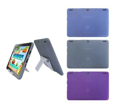 "View Stand Holder + TPU Skin Case Cover for Insignia Flex 10.1"" NS-P10A7100"