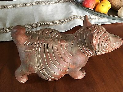 Unusual Terra Cotta Animal