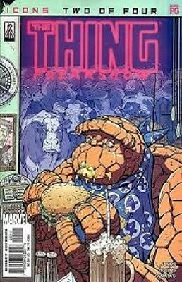 The Thing: Freakshow #2 (Sep 2002, Marvel)