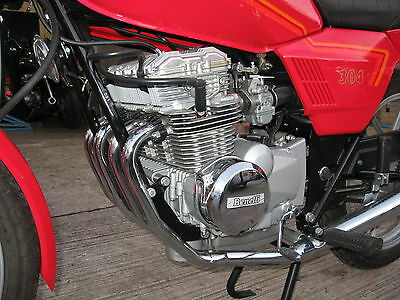 Benelli 304 250.cc 4 cylinder brand New unregistered classic Italian motorcycle