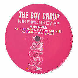 The Boy Group - Nike Monkey EP - Doxa - 2006 #205551