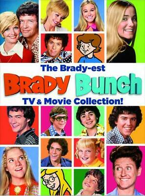 THE BRADY BUNCH 1-5 (1969-1974): COMPLETE 5 Classic TV Seasons Series NEW R1 DVD