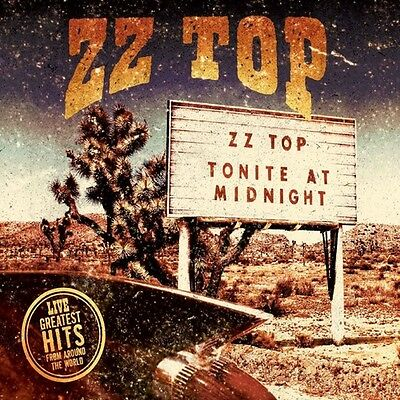 ZZ Top - Live - Greatest Hits From Around The World [New CD]