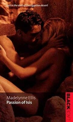 Passion of Isis by Madelynne Ellis Paperback Book