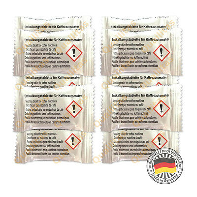 10 Descaling Tablets for Tassimo, Dolce Gusto, Nespresso Coffee Machines