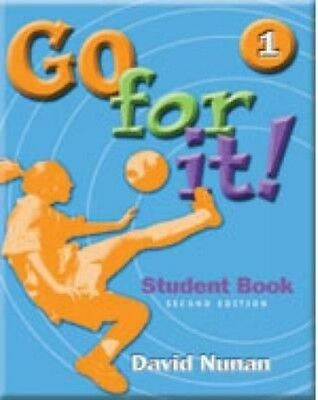 Go for It! 1 by David Nunan Paperback Book (English)