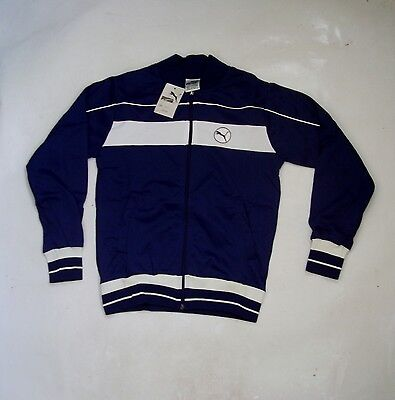 New!! Mens Puma Retro Tracksuit 1980's (Jacket & Pants) See Description For Fit