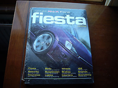 Ford Fiesta. Haynes Guide to Modifying 2002. New