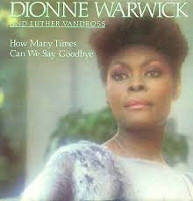 """Dionne Warwick & Luther How many times UK Arista (soul vinyl 12"""")"""
