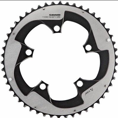 SRAM RED YAW 22 S3 X-GLIDE 50T COMPACT 110BCD CHAINRING CHAIN RING ETAP Force