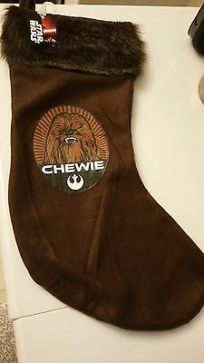 Disney pet christmas stocking Chewbacca Starwars cat dog FREE POSTAGE