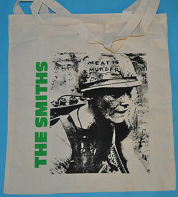 The Smiths Meat is Murder Tote/Shopper Bag