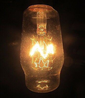 Ernst Plank worlds' first electric light bulb for a toy consumer product Lantern
