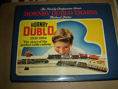 Hornby Dublo Book Michael Foster 1938-64 Excellent Used Condition