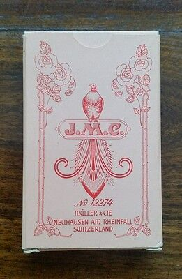 Rare & Hard to find ~ Vintage Red Owl Lenormand Cards ~ New