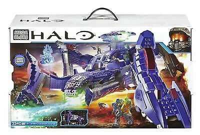 mega bloks halo covenant scarab  3340 parts Brand New one week discount