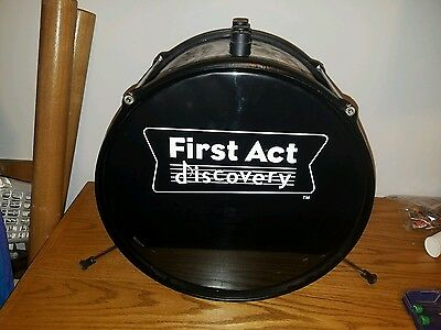 First act discovery Big drum