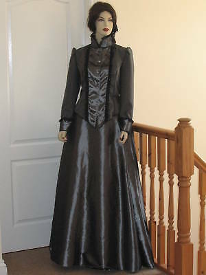VICTORIAN / EDWARDIAN GOVERNESS or SCHOOL MISTRESS STYLE OUTFIT