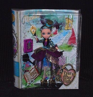 Ever After High Legacy Day Daughter of The Mad Hatter Madeline Hatter Doll BNIB