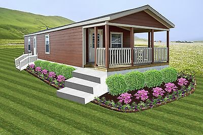 2017  NATIONAL 1BR/1BA 16x60 1005'sq Mobile Home-FACTORY DIRECT ALL FLORIDA