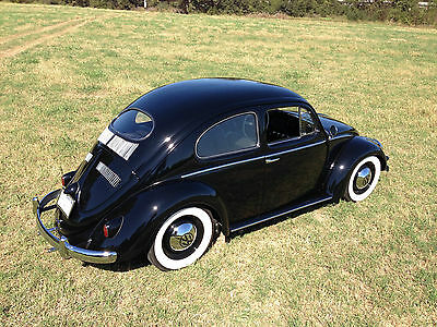 1964 Volkswagen Beetle - Classic  Custom Oval Window VW Beetle with Air Conditioning