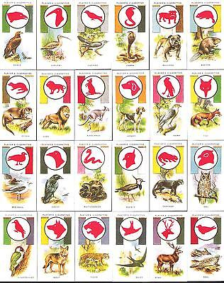 Card Collectors Society--John Player & Sons--*boy Scout & Girl Guide* Set Of 50