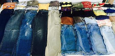 #152 Boys Clothing Lot of 39  Size 14 16 Tops Pants Shorts Clothes ECKO POLO
