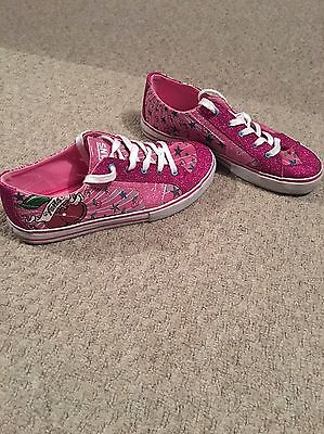 Vans Cherry trainers - shoes size 4.5