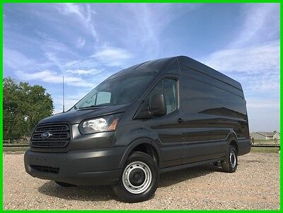 2016 Ford Transit-250  2016 Ford Transit High Roof Extended Hail Damage NO MILES SAVE BIG