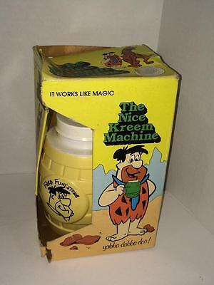 Hanna Barbera Nice Kreem Machine in box 1977 Scooby Doo Flintstones