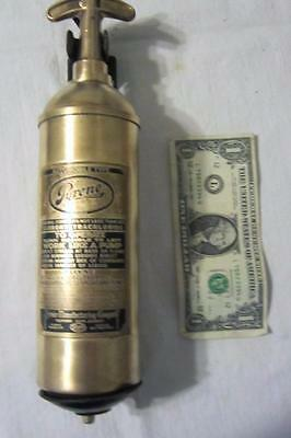 1 pint Pyrene Fire Extinguisher Automobile Type Very Hard To Find