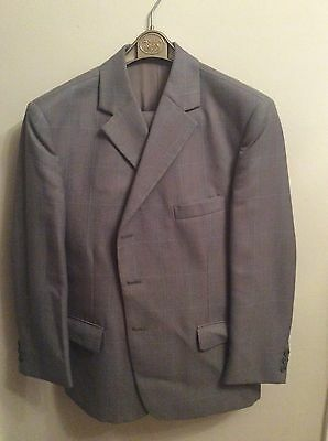 Mens Vintage Single Breasted1960s Suit.