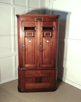 A Large Victorian Hotel Post Box, Country House Letter Box.
