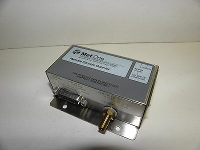 Met One Remote Particle Counter R4903 .3Micron