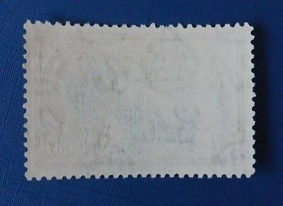 St Lucia 1938, King George V1,Very Lightly mounted mint 5 shilling stamp