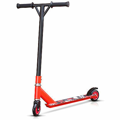360 Degree Fixed Bar Push Pro Stunt Trick Scooter For Adults and Kids
