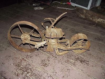 Rare Antique Planter Seeder Parts