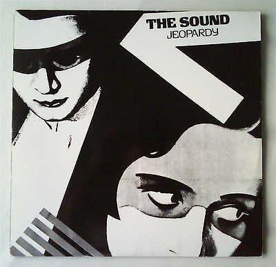 The Sound - Jeopardy LP RARE 1980 ORIG. PRESSING POST PUNK NEW WAVE MINT