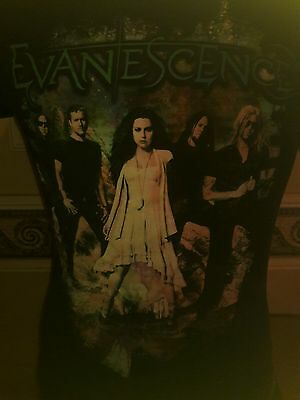 Evanescence TShirt Adult S Group Picture