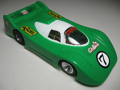 Riggen Green #7 Slot Car 1/32 Scale Slot cars