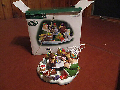 Dept 56 Disney Showcase Scrooge Mcduck & The Ghosts Of Christmas
